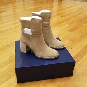Splendid Suede Booties